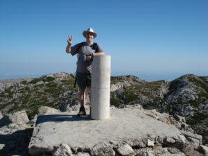 Pico Mágina 2167m