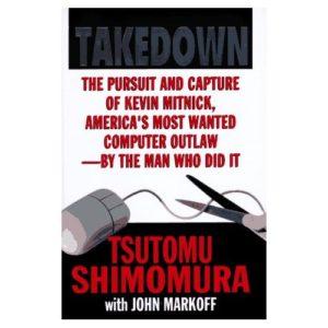 Libro, Takedown de Tsutomu Shimomura