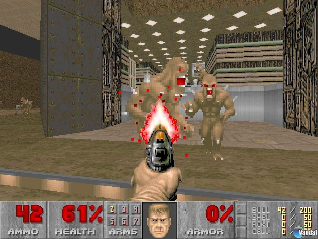NeXT Computer creo Doom