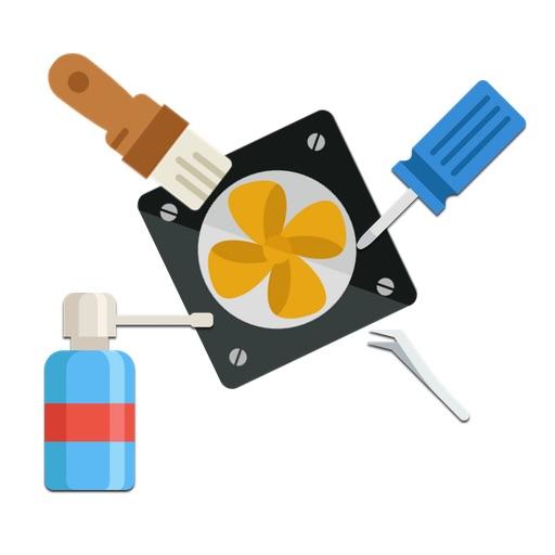 herramientas para limpiar el mac