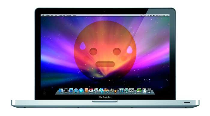 limpiar los ventiladores del Mac
