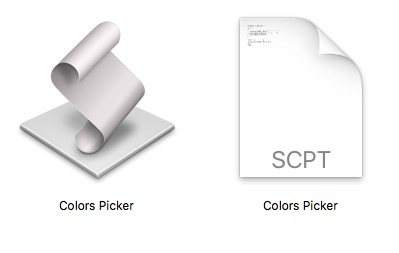 tu aplicación colors picker
