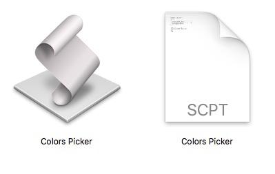 tu aplicación colors picker